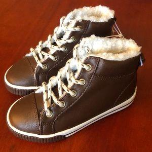 Boys Gymboree boots, Size 11, New